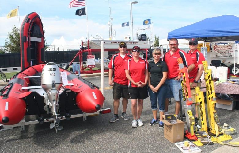 Mid-Atlantic Rescue Systems Crew