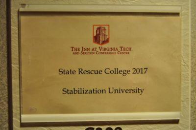 Stabilization University